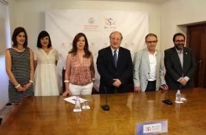 Presentación del congreso IPAP'18 a la prensa