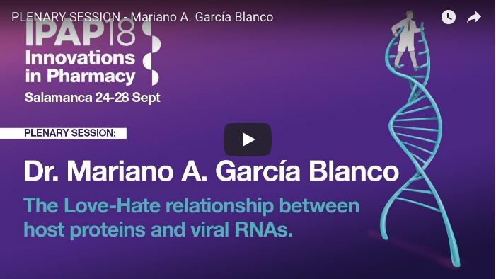 PLENARY SESSION - Mariano A Garcia Blanco