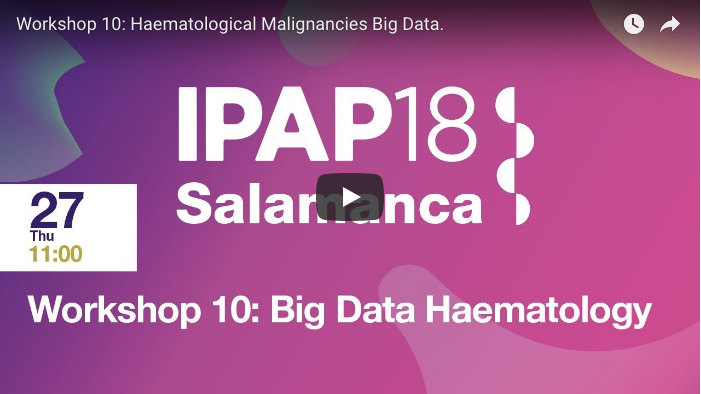 Workshop 10 - Haematological Malignancies Big Data