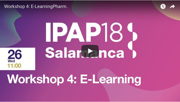 Workshop 4 E-LearningPharm